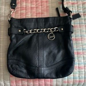 Coach Signature Chain Crossbody F19722